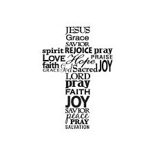 darice embossing folder faith words in cross 4 1 2 x 5 3 4 inch