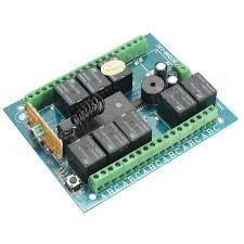 433mhz 12v dc 8 channel wireless remote receiver module