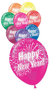 happy new year balloon balloons party king usa factory direct pricing