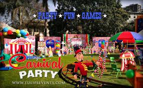 100 carnival themed birthday party minion carnival party decor