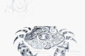 tribal zodiac signs tattoos