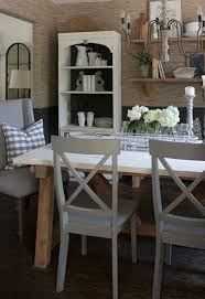 Farmhouse Dining Room Table And Chairs Seeking Lavendar Lane - Farm dining room tables