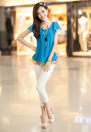 new collection of women tops for summer latest fashion today