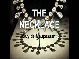 maupassant necklace images The necklace guy de maupassant pdf inspirational best the story jpg