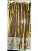 Sari Curtain Home Decorative Sari Sheer Curtains Ebay