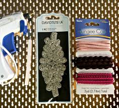 flapper headband diy diy flapper headband easy tutorial darice