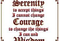 Serenity Prayer Meme - simple serenity prayer meme timeless sayings and quotes 80