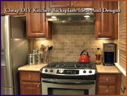 Do It Yourself Backsplash Ideas by Cheap Diy Kitchen Ideas Unique 24 10 Diy Kitchen Backsplash Ideas