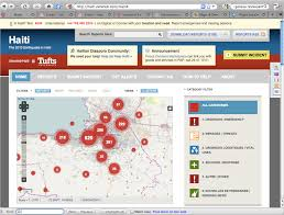 Haiti Map How Crisis Mapping Saved Lives In Haiti U2013 National Geographic Blog