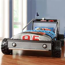 Toddler Platform Bed Fancy Race Car Platform Bed