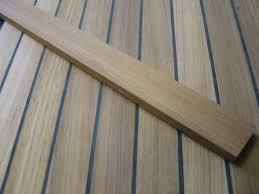 teak lumber deck flooring boards 1 2 x 1 1 4 x 4ft ebay