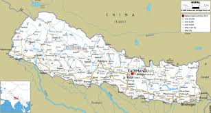 Map Of China With Cities by Maps Of Nepal Detailed Map Of Nepal In English Tourist Map Of