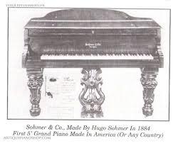 sohmer u2013 antique piano shop