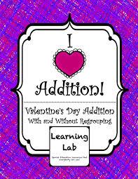 55 best worksheets valentines day images on pinterest