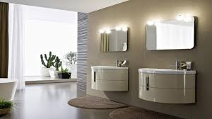 bathroom wall mounted white bathroom vanities in double bathroom
