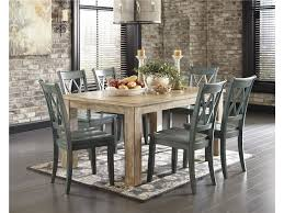 chair knob creek cherry queen anne style dining table and six