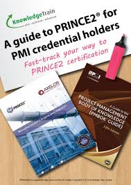 the ultimate fast track guide to prince2 for pmp credential holders