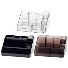 office computer desk organizer with tape dispenser 3 small