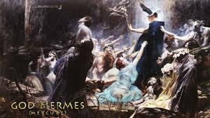 hermes the divine messenger magical recipes online