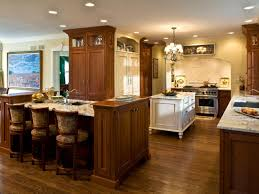 Cherry Vs Maple Kitchen Cabinets Wood Kitchen Cabinets Pictures Options Tips U0026 Ideas Hgtv