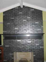 how to change your brick color look into this for the fireplace