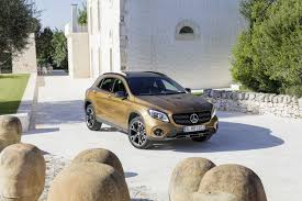 mercedes jeep gold mercedes benz u0027s 2017 gla now on sale aol uk cars