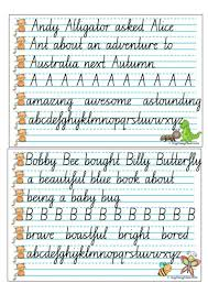 bunch ideas of nsw cursive handwriting worksheets free also