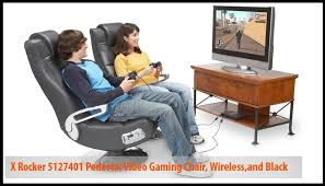Extreme Rocker Gaming Chair Best Video Game Chairs X Rocker Gaming Chair