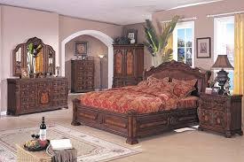 Solid Bedroom Furniture Solid Oak Bedroom Furniture With So Warm Interior Decoration