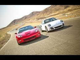 porsche 911 vs corvette drag race chevrolet corvette zr1 vs porsche 911 turbo