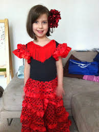 Spanish Dancer Halloween Costume Easy Halloween Costume Ideas Californian Mum London