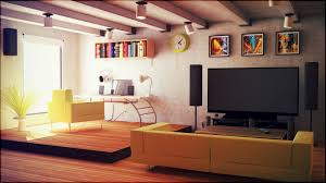 stupefying studio apartment ideas for guys creative design 60