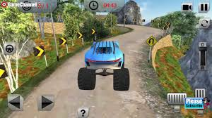 play free online monster truck racing games monster truck racing game crazy offroad adventure 3d monster
