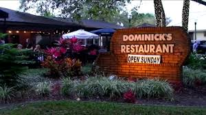 best italian restaurant in winter springs dominick u0027s restaurant