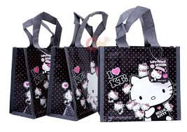 hello gift bags hello party small gift bag x 3 pcs reusable