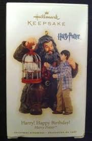 harry potter ornaments i don t which to choose