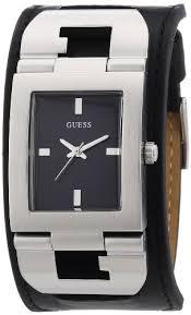 montre guess bracelet cuir images Guess w0066g1 montre homme quartz analogique bracelet cuir jpg