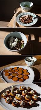 sweet potato appetizers for thanksgiving dinner food
