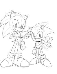 17 images of sonic winter games coloring page mario and sonic at