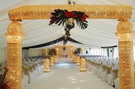 Mandap Decorations Wedding Mandaps Exclusive Events Makers Stage Decoration Packages