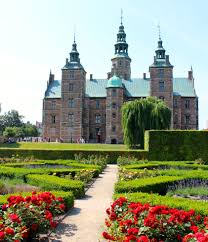 the king u0027s garden at rosenborg castle copenhagen landscape