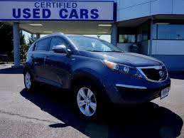 New And Used Cars Certified by New And Used Kia Sportage For Sale In Portland Or U S News
