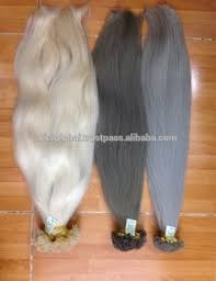 pre bonded hair color ash blonde hair weaves gray hair pre bonded hair extensions