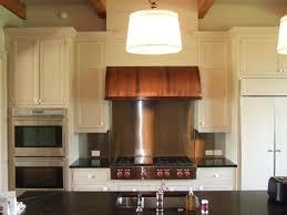 Under Cabinet Kitchen Hood Kitchen Black Countertops Plus Single Sink Under Nice Hanging Lamp