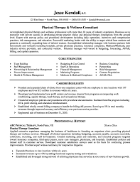 Respiratory Therapy Resume Samples by Physical Therapy Resume Examples Best Business Template