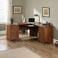 Cheap White Desks For Sale Arlington Executive L Shaped Desk From Dutchcrafters Regarding New