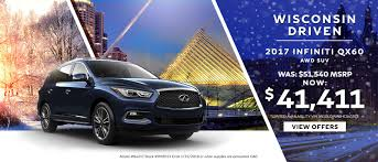 2017 infiniti qx60 offers the infiniti north shore is a infiniti dealer selling new and used