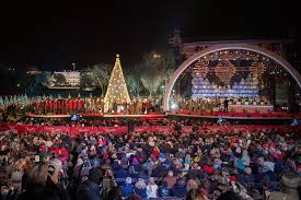 where to see christmas lights in dc and holiday decorations