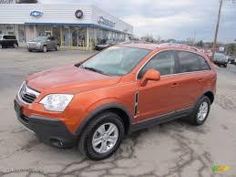 2008 sunburst orange saturn vue xe 61288543 gtcarlot com car