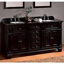 Used Double Vanity For Sale Vanities U0026 Bathroom Furniture Sam U0027s Club